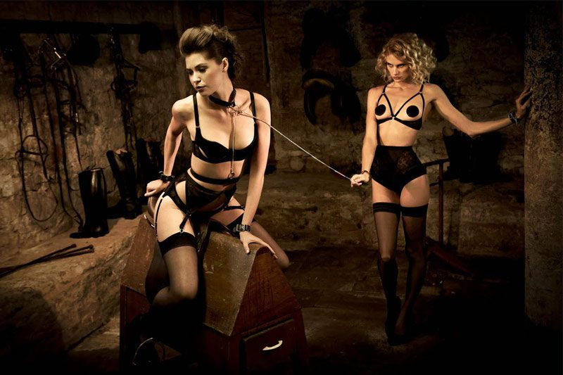 SOMETHING WICKED LINGERIE