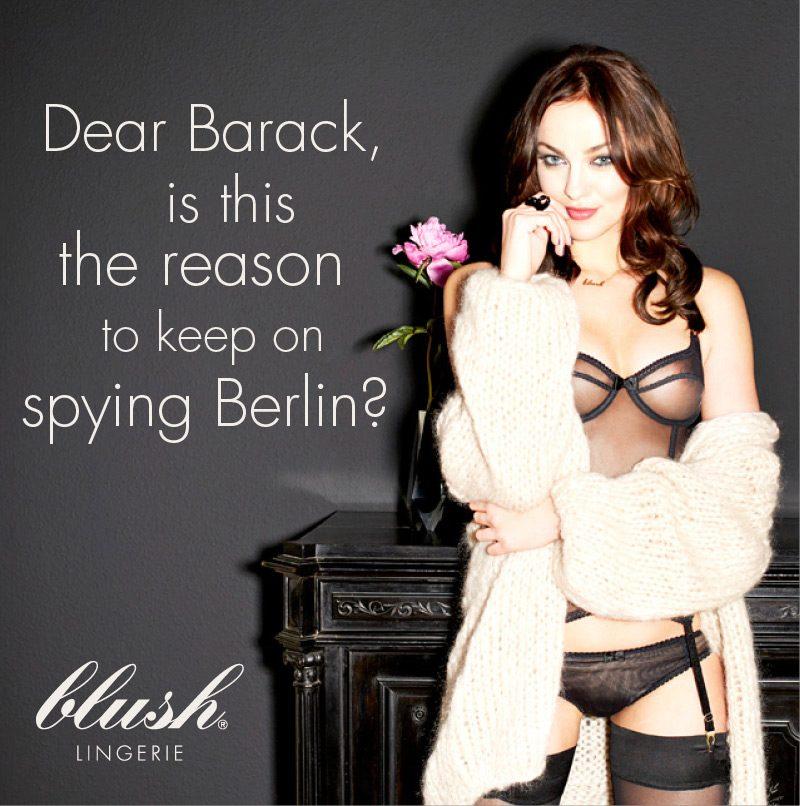 BLUSH BERLIN